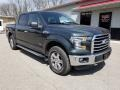 Ford F150 XLT SuperCrew 4x4 Green Gem Metallic photo #7