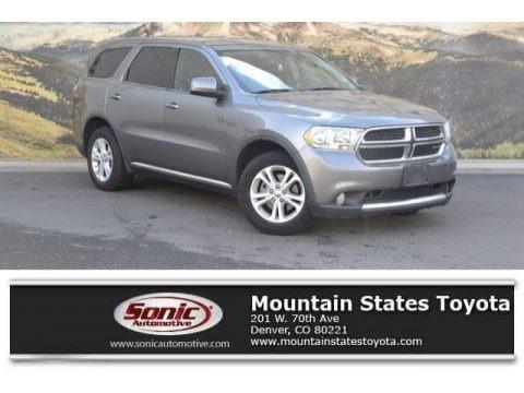 Mineral Gray Metallic 2011 Dodge Durango Express 4x4