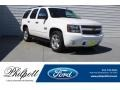 Chevrolet Tahoe LT Summit White photo #1