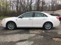 Lincoln MKZ AWD White Platinum Tri-Coat photo #3