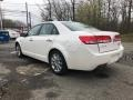 Lincoln MKZ AWD White Platinum Tri-Coat photo #4