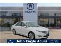 Lincoln MKZ 3.7L V6 FWD White Platinum photo #1