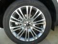 Lincoln MKX Reserve AWD Ingot Silver Metallic photo #6