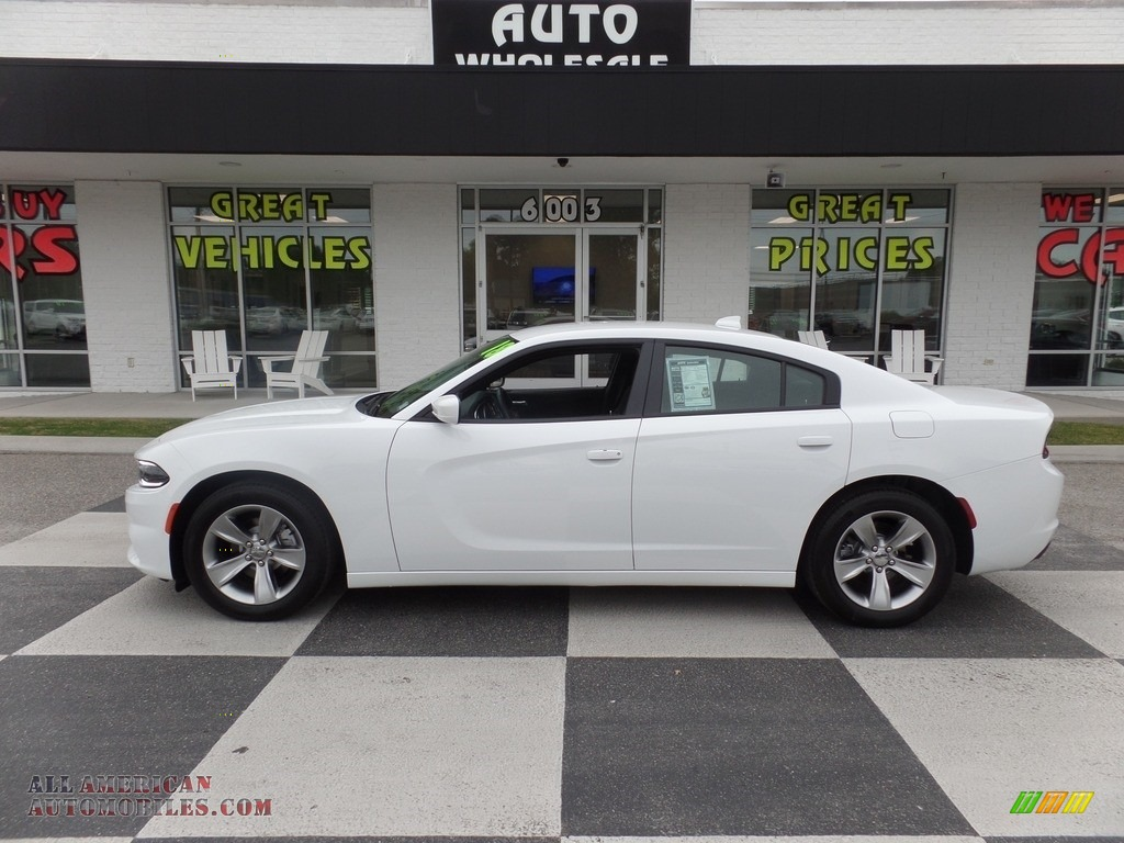 2018 dodge charger sxt plus in white knuckle for sale for Steve white motors inc
