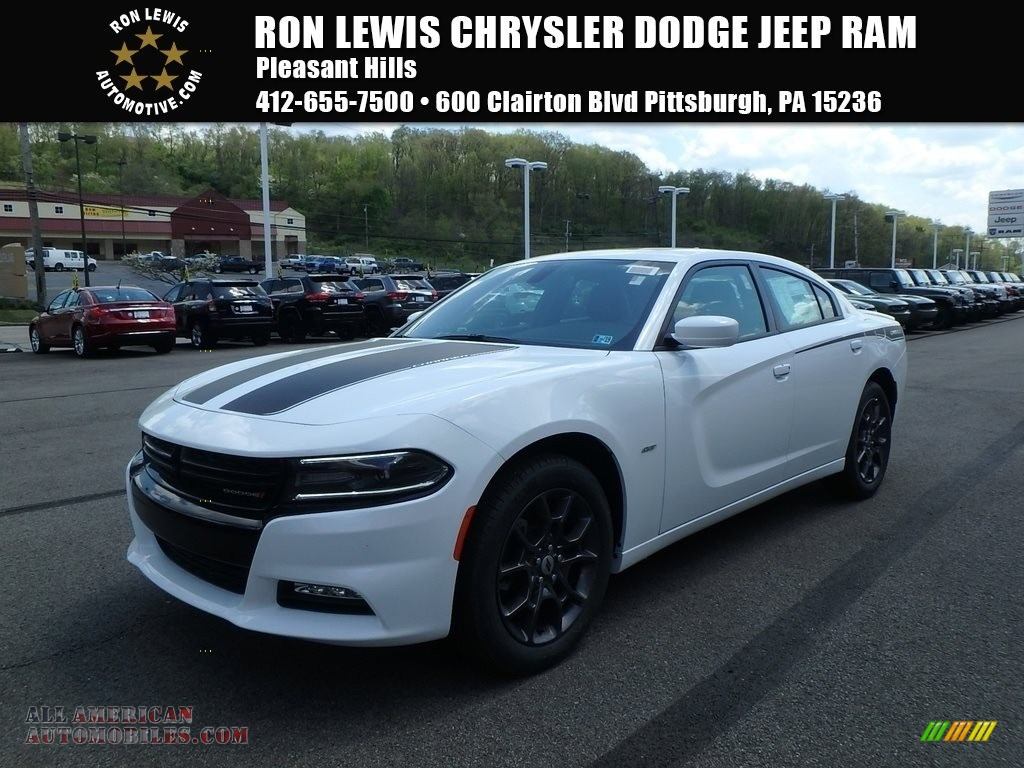2018 dodge charger gt awd in white knuckle 198405 all for Steve white motors inc