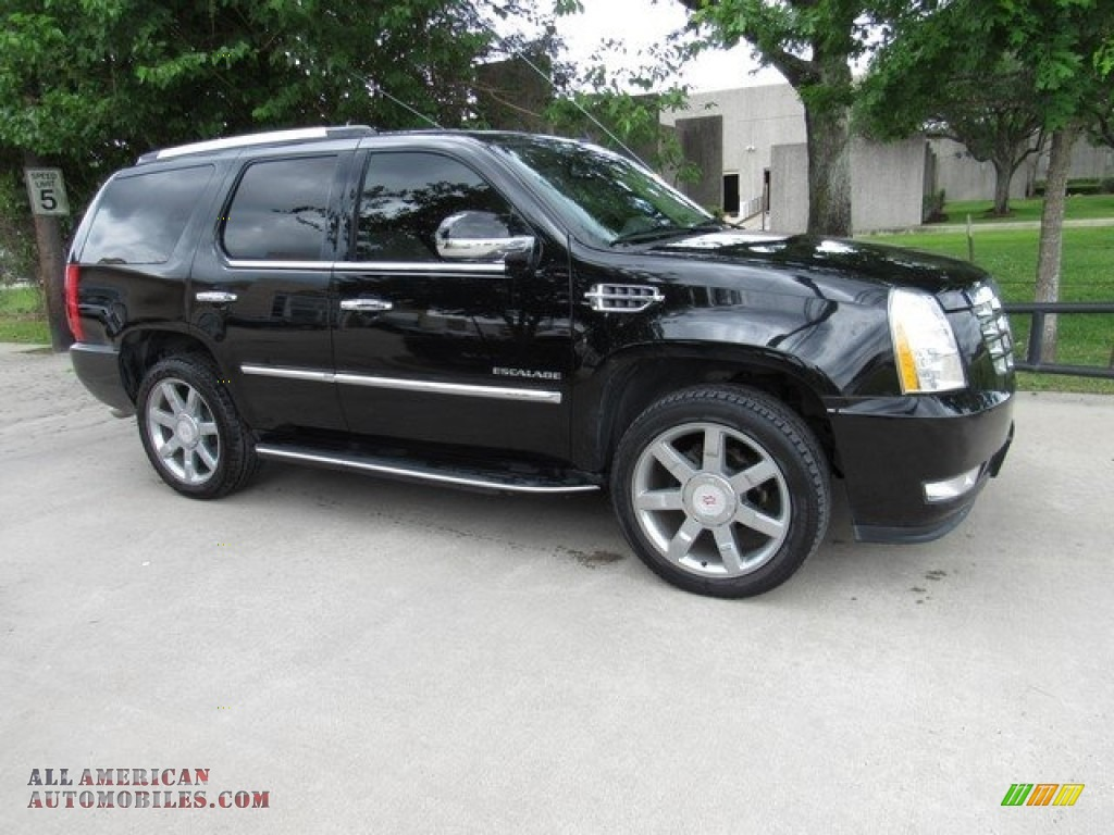 2013 Escalade Luxury - Black Raven / Cashmere/Cocoa photo #1
