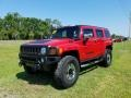 Hummer H3 X Victory Red photo #1