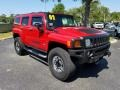 Hummer H3 X Victory Red photo #7