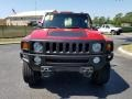 Hummer H3 X Victory Red photo #8