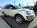 Ford Explorer Limited 4WD White Gold photo #3