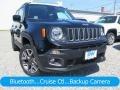 Jeep Renegade Latitude 4x4 Black photo #1