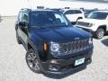 Jeep Renegade Latitude 4x4 Black photo #2