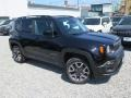 Jeep Renegade Latitude 4x4 Black photo #4