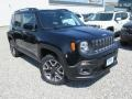 Jeep Renegade Latitude 4x4 Black photo #5