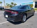 Dodge Charger SXT Plus Pitch Black photo #5