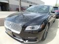 Lincoln Continental Select AWD Black Velvet photo #1