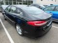 Ford Fusion Hybrid SE Shadow Black photo #2