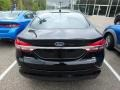 Ford Fusion Hybrid SE Shadow Black photo #3