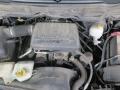Dodge Ram 1500 SLT Quad Cab Bright Silver Metallic photo #23