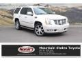 Cadillac Escalade Luxury AWD White Diamond Tricoat photo #1
