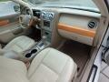 Lincoln MKZ AWD Sedan White Suede photo #11
