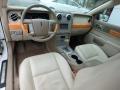 Lincoln MKZ AWD Sedan White Suede photo #17