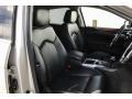 Cadillac SRX Luxury Silver Coast Metallic photo #6