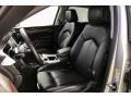 Cadillac SRX Luxury Silver Coast Metallic photo #14