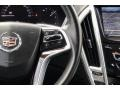 Cadillac SRX Luxury Silver Coast Metallic photo #18