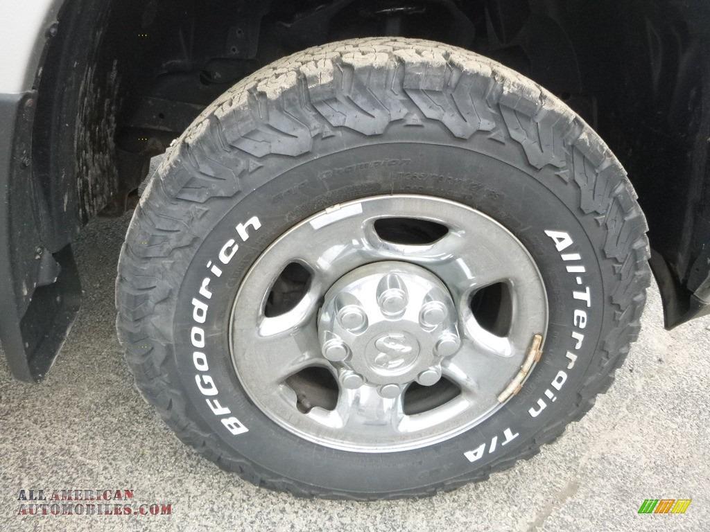 2012 Ram 2500 HD ST Crew Cab 4x4 - Bright Silver Metallic / Dark Slate/Medium Graystone photo #9