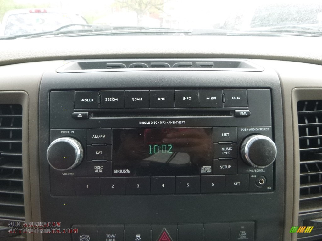 2012 Ram 2500 HD ST Crew Cab 4x4 - Bright Silver Metallic / Dark Slate/Medium Graystone photo #17