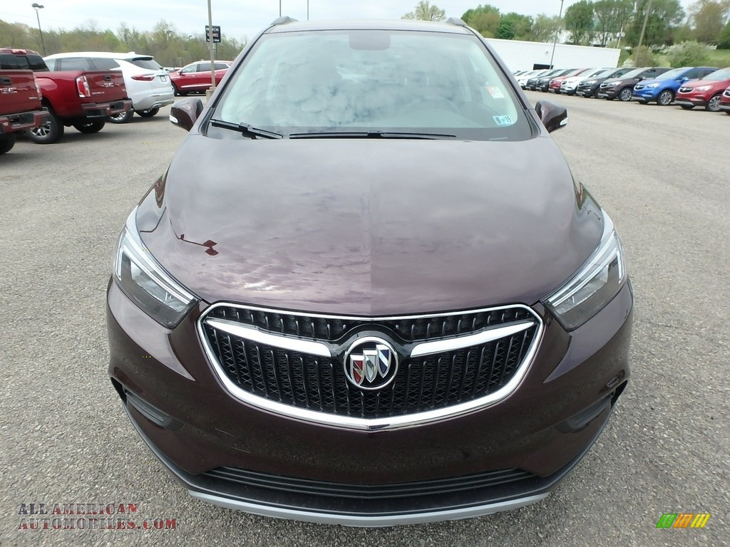 2018 Encore Preferred - Black Cherry Metallic / Ebony photo #2