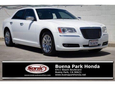 Bright White 2012 Chrysler 300 Limited