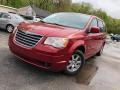 Chrysler Town & Country Touring Inferno Red Crystal Pearlcoat photo #1