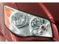Chrysler Town & Country Touring-L Deep Cherry Red Crystal Pearl photo #28
