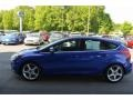 Ford Focus Titanium Hatchback Blue Candy photo #5