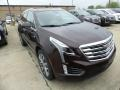Cadillac XT5 Premium Luxury AWD Deep Amethyst Metallic photo #1