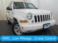 Jeep Liberty Sport 4x4 Stone White photo #1