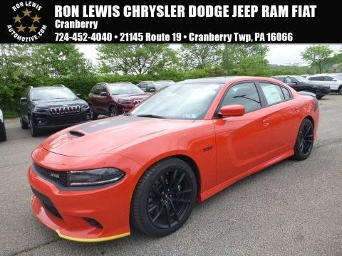 Go Mango 2018 Dodge Charger Daytona 392