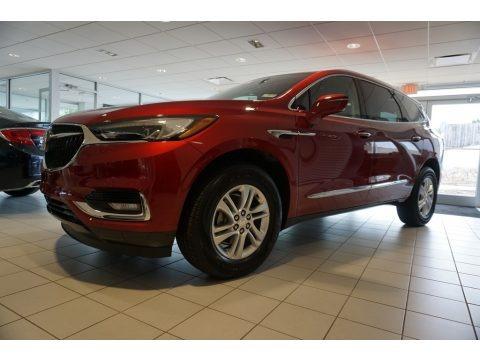 Red Quartz Tintcoat 2018 Buick Enclave Premium