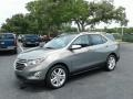 Chevrolet Equinox Premier Satin Steel Metallic photo #1