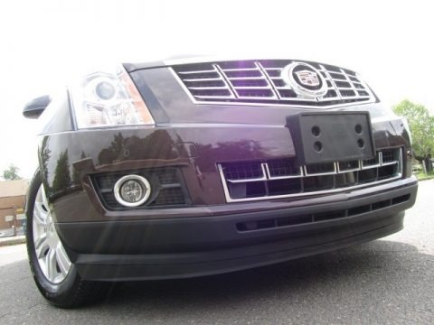 Terra Mocha Metallic 2015 Cadillac SRX Luxury AWD