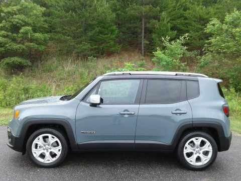 Anvil 2018 Jeep Renegade Limited