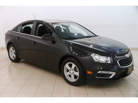 Black Granite Metallic 2016 Chevrolet Cruze Limited LT