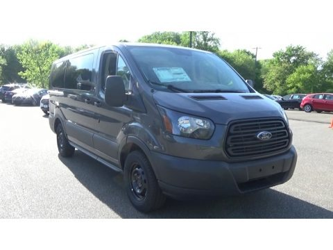 Magnetic 2018 Ford Transit Passenger Wagon XL 150 LR Regular