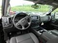GMC Sierra 2500HD SLT Crew Cab 4x4 Onyx Black photo #12