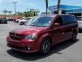 Dodge Grand Caravan GT Octane Red photo #1