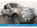 Ford F150 XLT SuperCrew 4x4 Sterling Gray Metallic photo #1