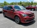 Dodge Grand Caravan GT Octane Red photo #7