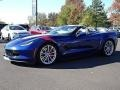 Chevrolet Corvette Grand Sport Convertible Admiral Blue photo #13